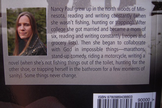 NUBBY author Nancy Paul