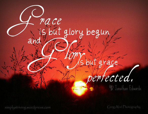 Grace Perfected