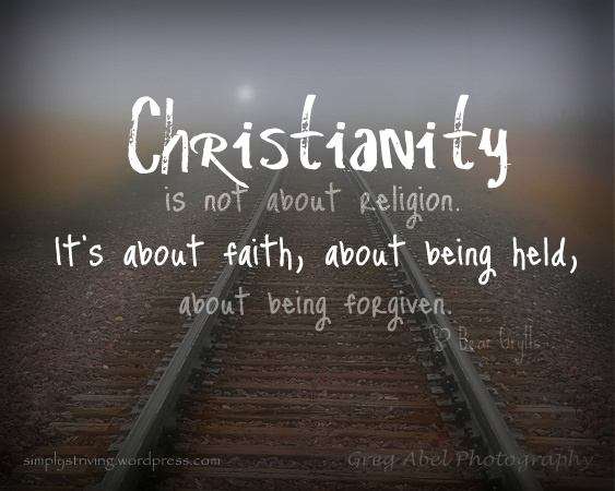 Held by Christianity
